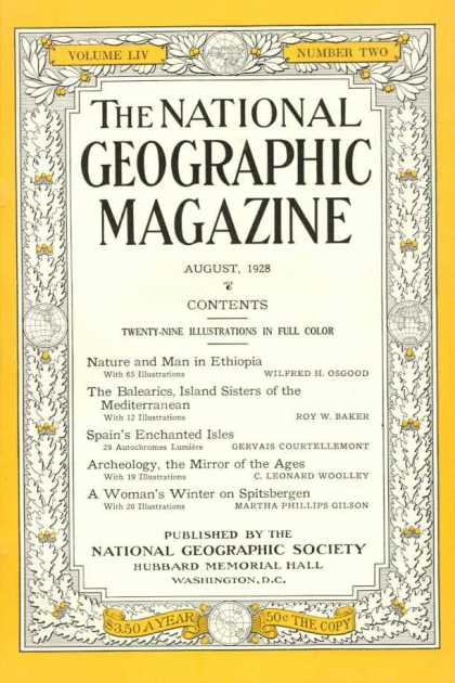 National Geographic 430