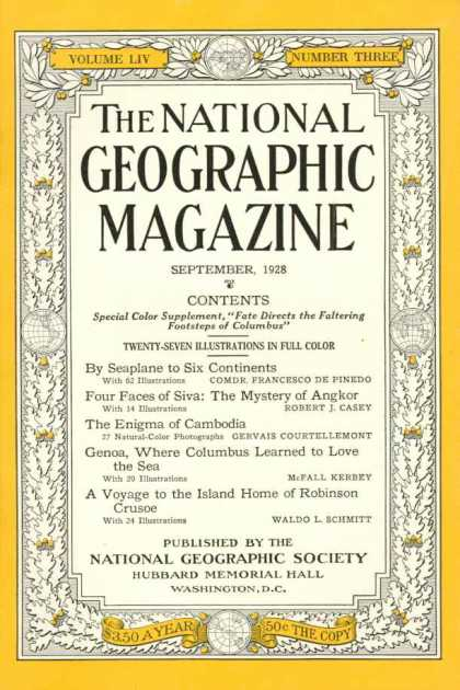 National Geographic 431