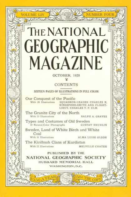 National Geographic 432