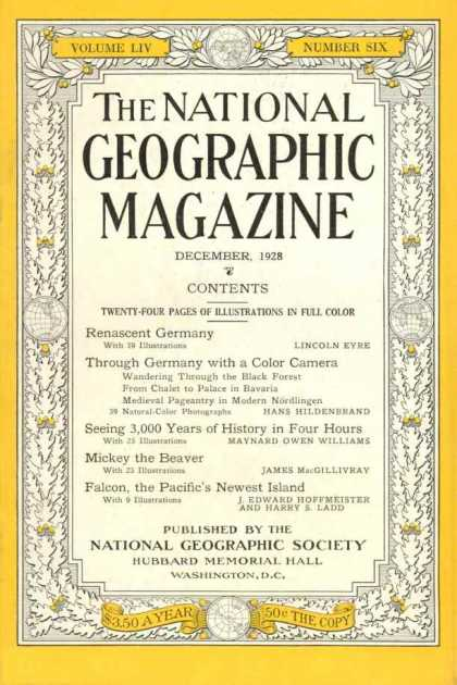 National Geographic 434