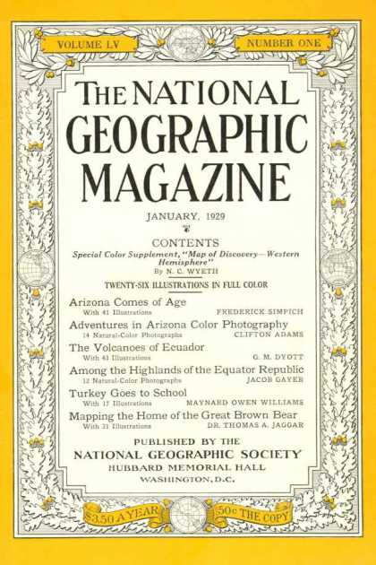 National Geographic 435