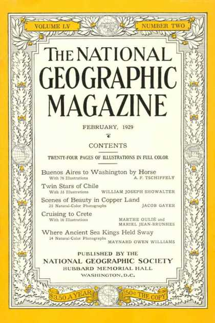 National Geographic 436