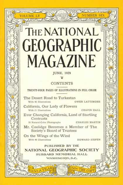 National Geographic 440