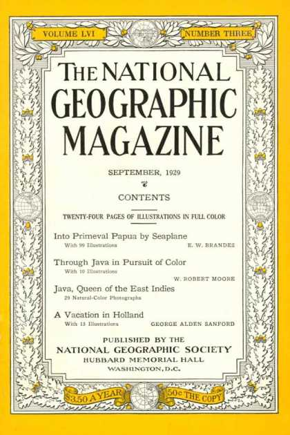 National Geographic 443