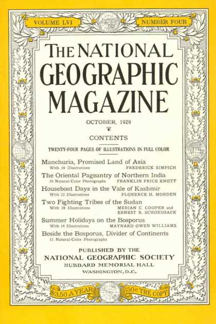 National Geographic 444