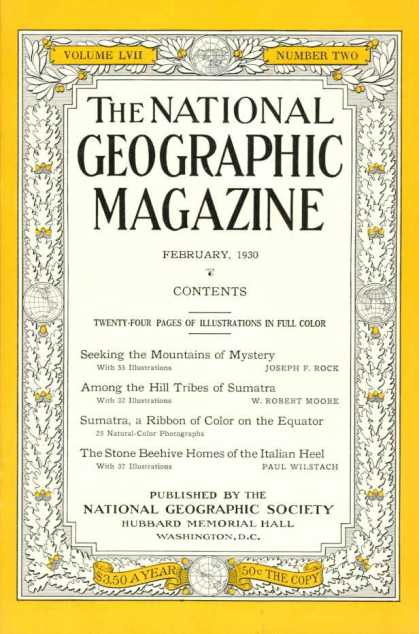 National Geographic 448