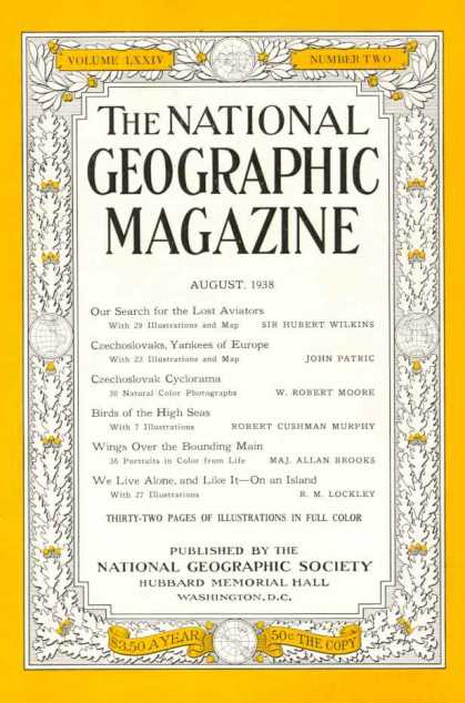 National Geographic 550