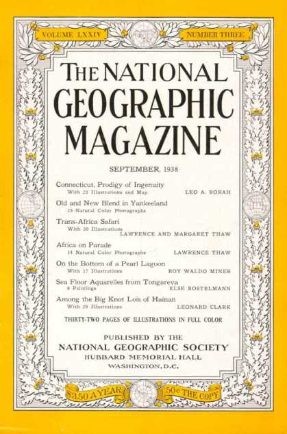 National Geographic 551
