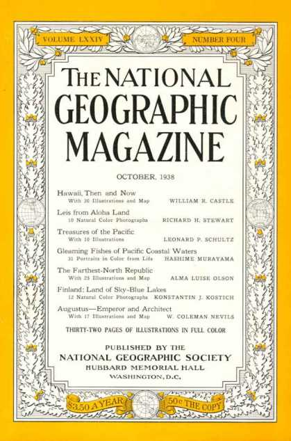 National Geographic 552