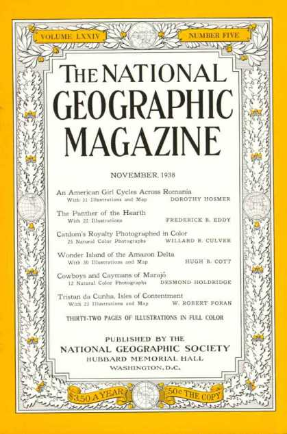 National Geographic 553