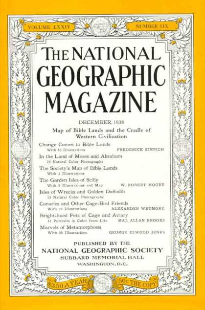 National Geographic 554
