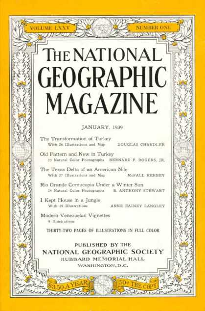 National Geographic 555
