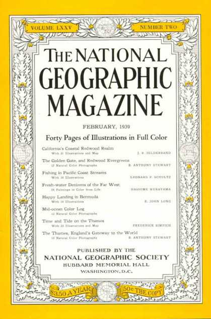National Geographic 556