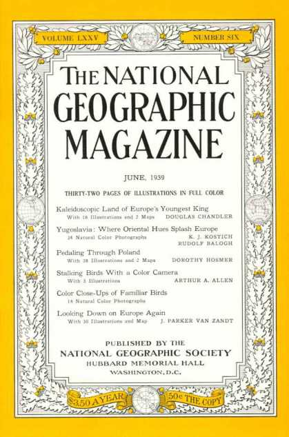 National Geographic 560