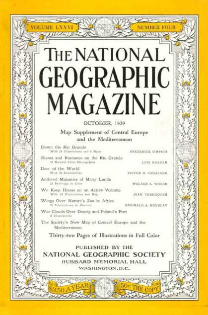 National Geographic 564