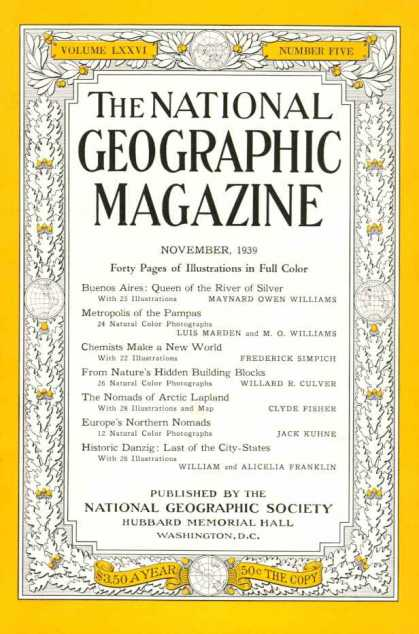 National Geographic 565