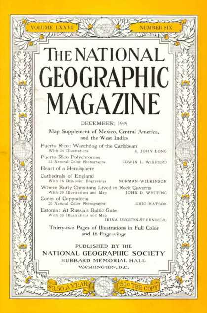 National Geographic 566