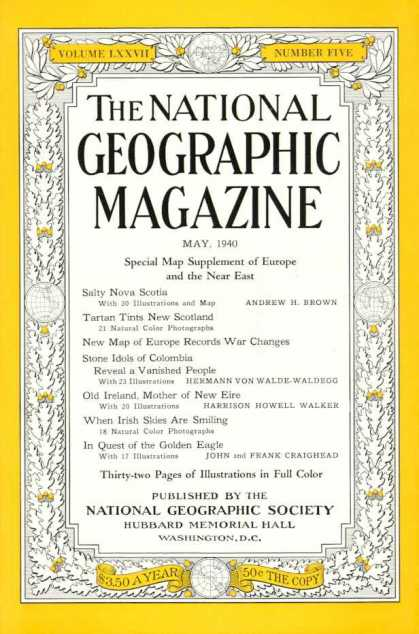 National Geographic 571
