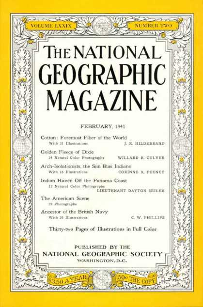 National Geographic 580