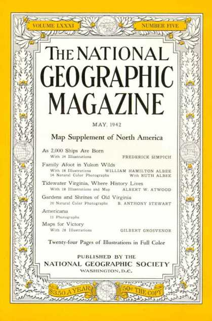 National Geographic 595