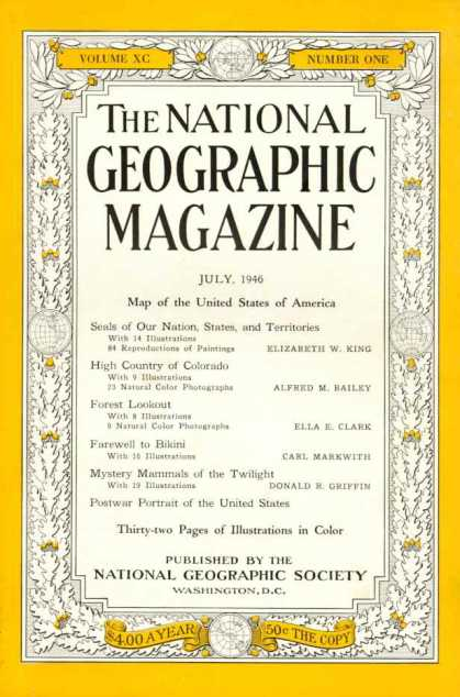 National Geographic 645
