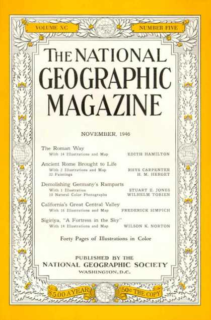 National Geographic 649