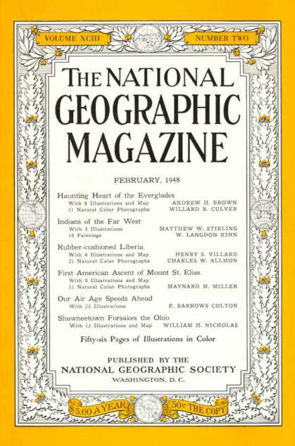 National Geographic 664