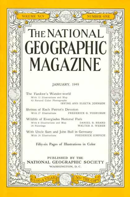 National Geographic 675