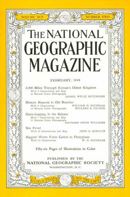 National Geographic 676