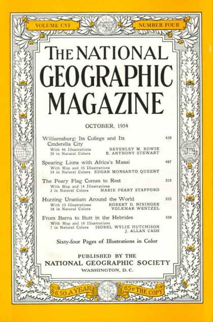 National Geographic 704