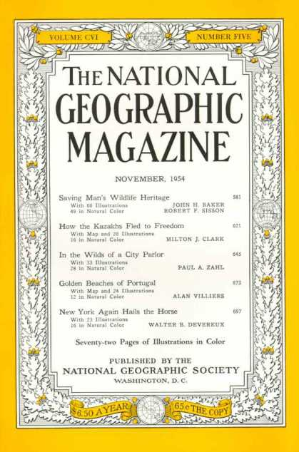 National Geographic 705