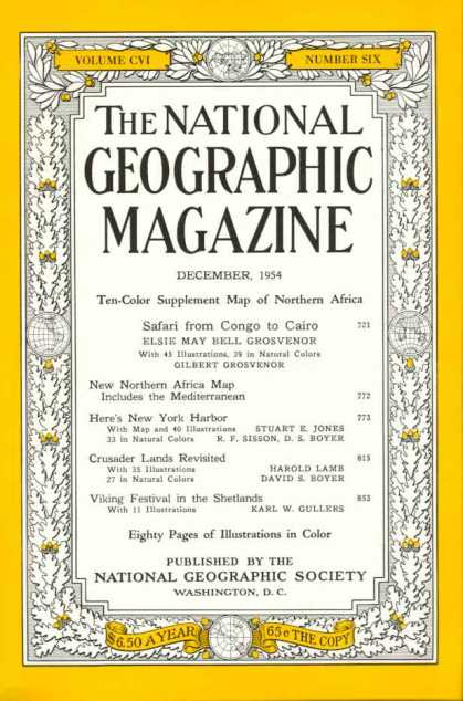 National Geographic 706