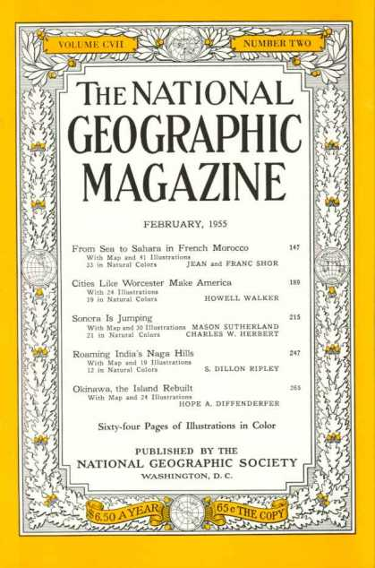 National Geographic 708