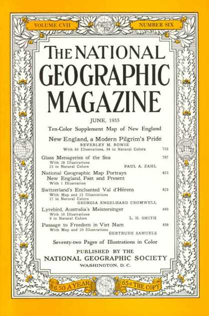 National Geographic 712