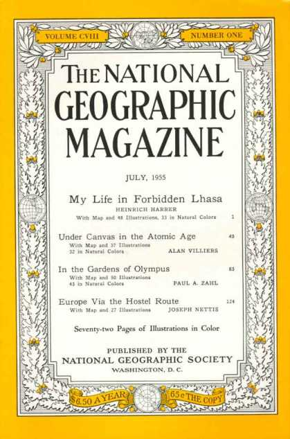 National Geographic 713