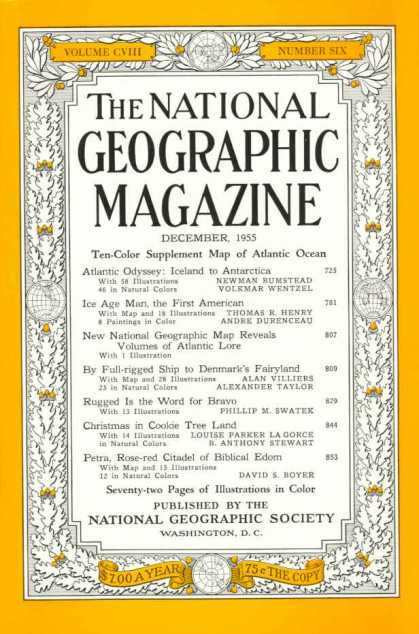 National Geographic 718