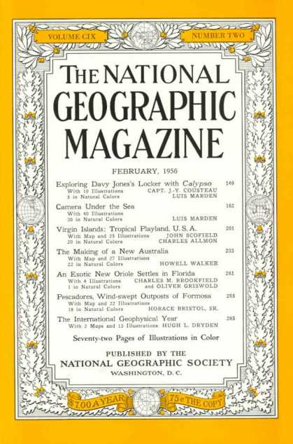 National Geographic 720