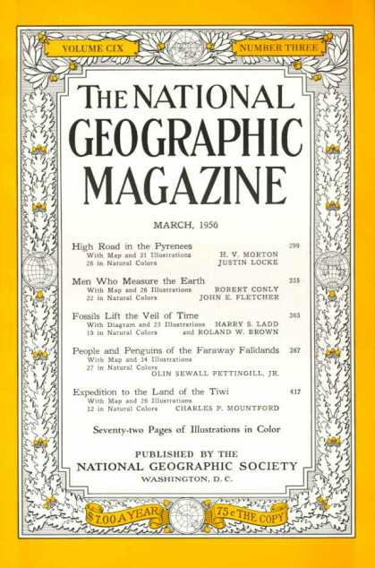 National Geographic 721