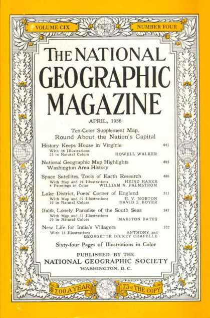 National Geographic 722