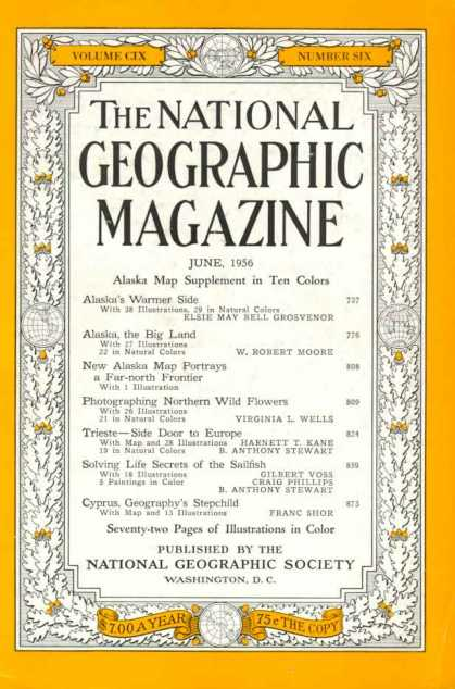 National Geographic 724