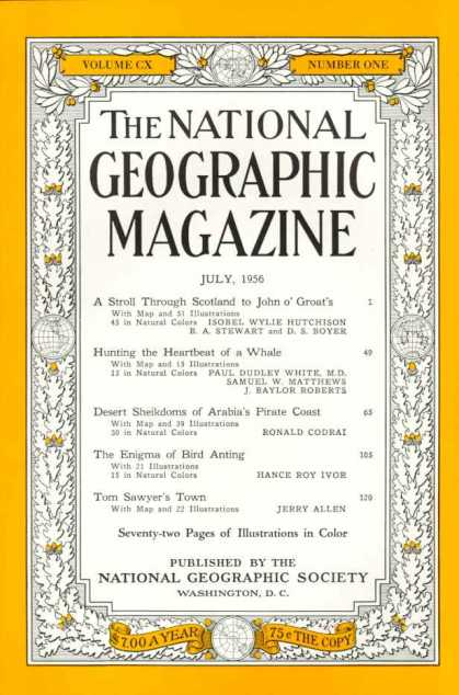 National Geographic 725