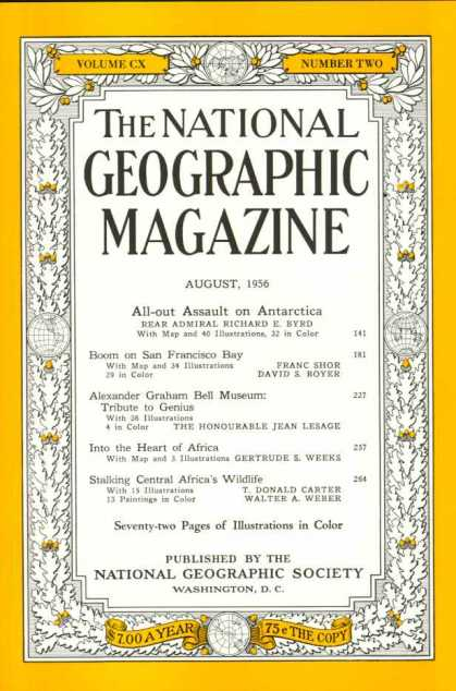 National Geographic 726