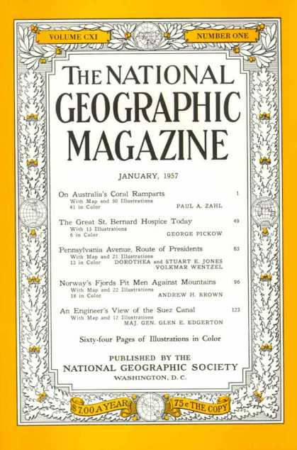 National Geographic 731