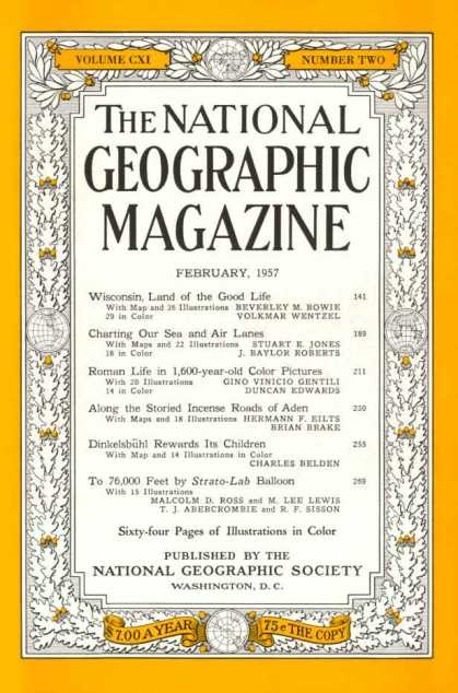 National Geographic 732