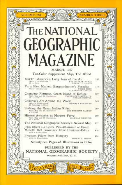 National Geographic 733