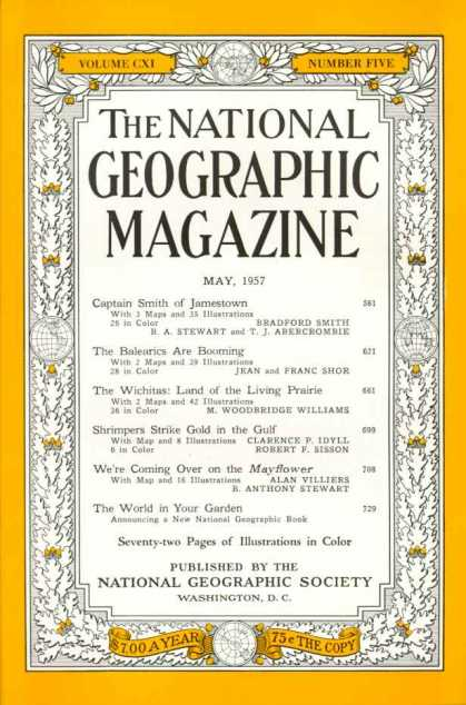 National Geographic 735