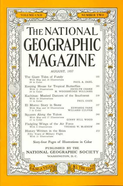 National Geographic 738
