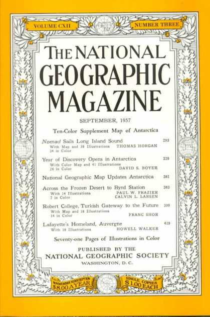 National Geographic 739