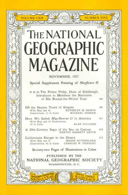 National Geographic 741