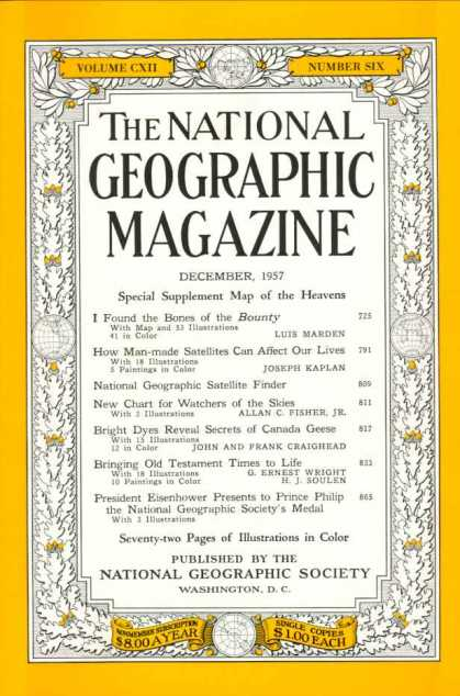 National Geographic 742
